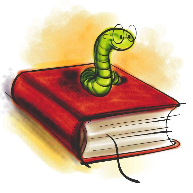BookWithWorm