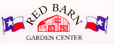 Red Barn Garden Center logo