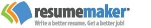 resume maker logo